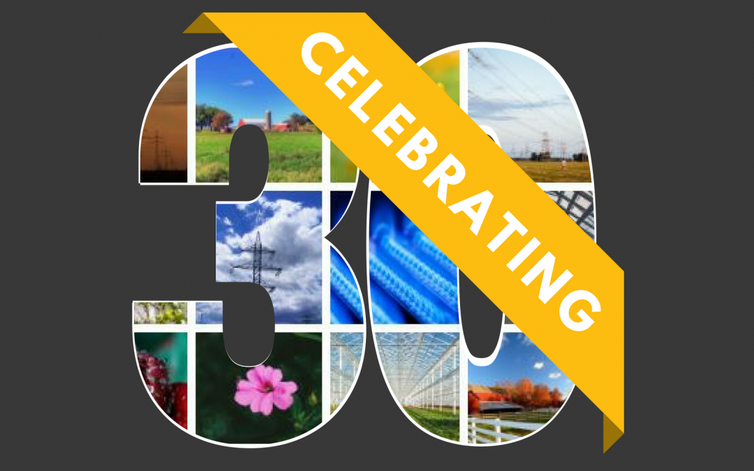 Ag Energy Co-operative Turns 30 Years Old!
